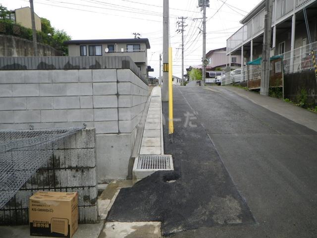 リーブルガーデン 青葉区小松島4丁目Iの外観②