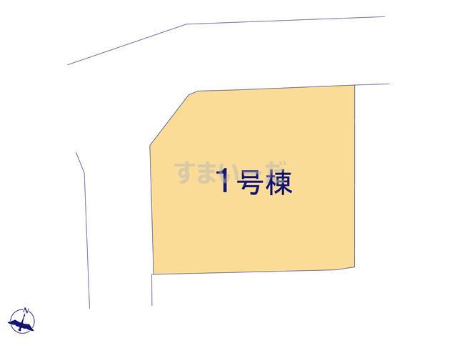 グラファーレ 千葉市南花園1棟の見取り図