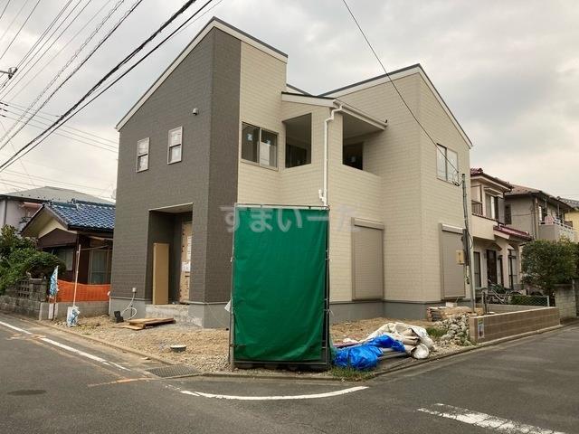 リーブルガーデン 春日部藤塚第13の外観①