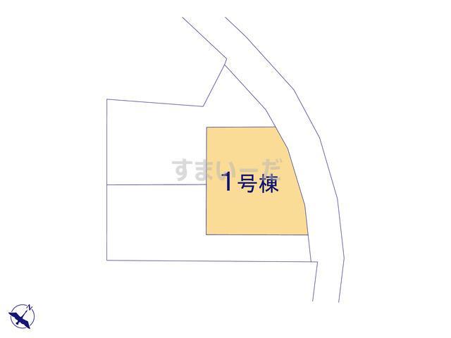 リナージュ 横浜市旭区上川井町19-1期の見取り図