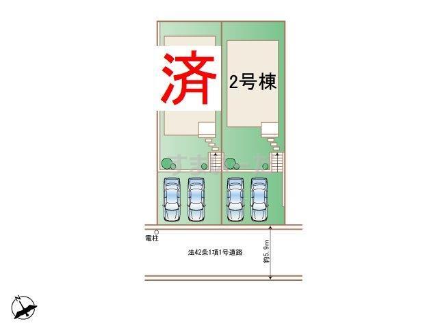ハートフルタウン(神戸) 神戸垂水学が丘の外観②