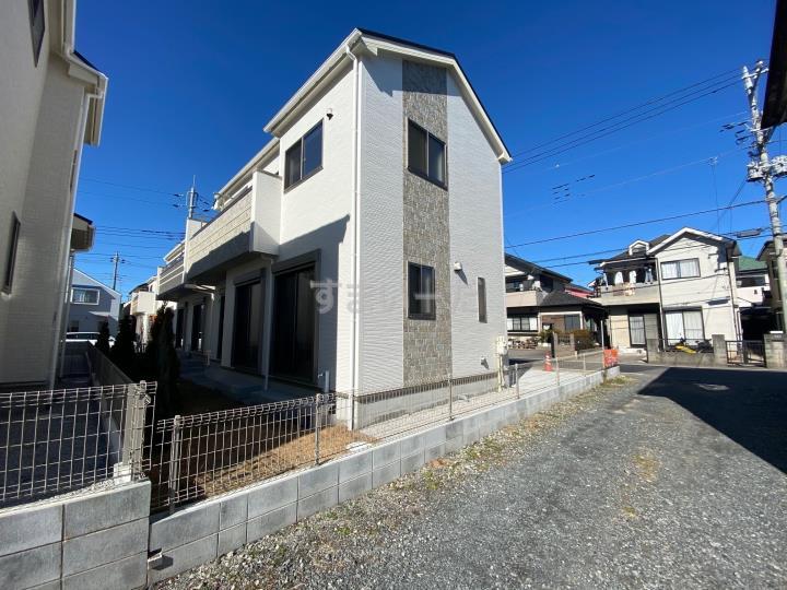 ブルーミングガーデン 武蔵村山・伊奈平15棟-長期優良住宅の家-の外観②