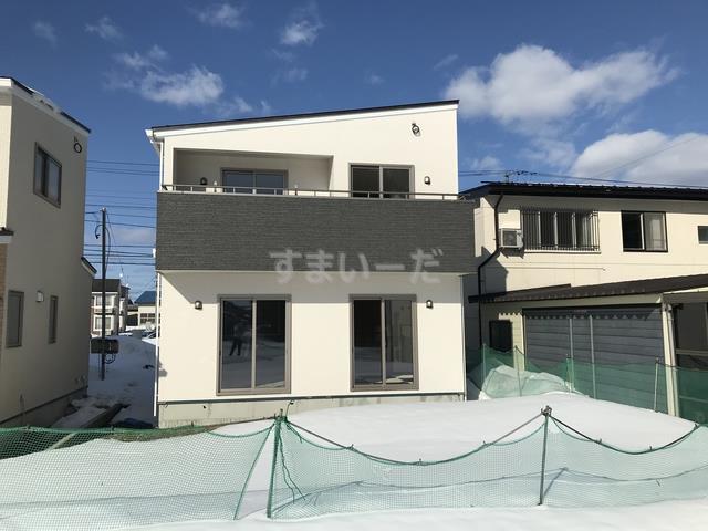 グラファーレ 北上市和賀町藤根3棟の外観②
