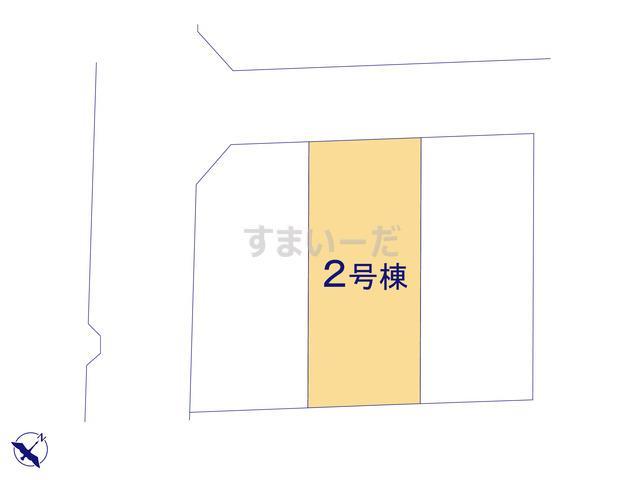 リーブルガーデン 東区舞松原2丁目第二の見取り図