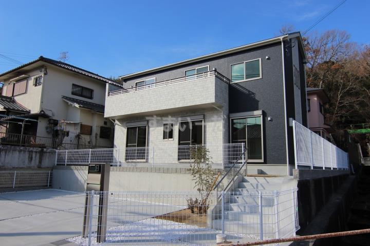 ブルーミングガーデン 神戸市北区大池見山台1棟-長期優良住宅-の外観②