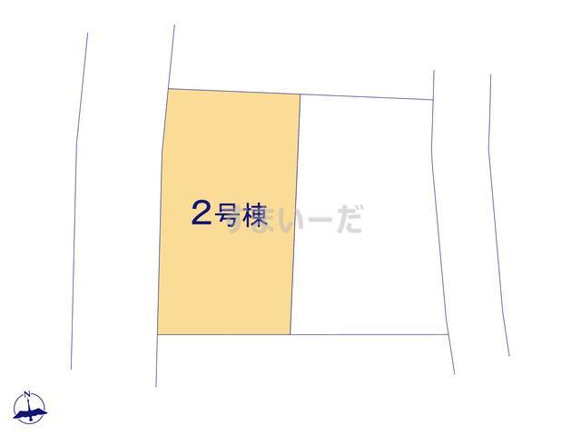 クレイドルガーデン 八戸市白銀町 第9の見取り図