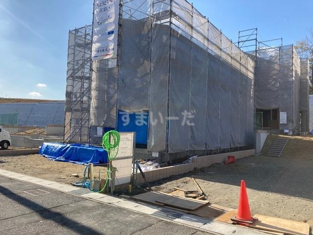 リーブルガーデン 神戸市北区菖蒲が丘4期の外観①