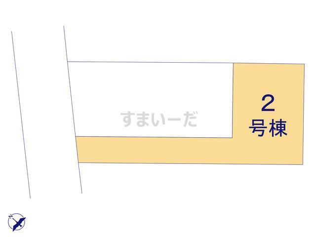 ハートフルタウン 横浜市港南区港南台1丁目14番の見取り図