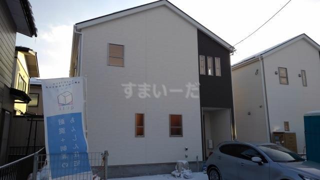 クレイドルガーデン 八戸市桜ヶ丘 第8の外観①