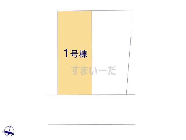 リーブルガーデン 緑区倉坂の見取り図