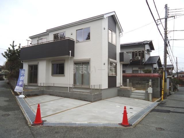 ハートフルタウン (神戸)神戸北若葉台の外観①