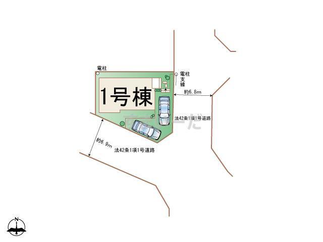 ハートフルタウン (神戸)神戸北若葉台の外観②