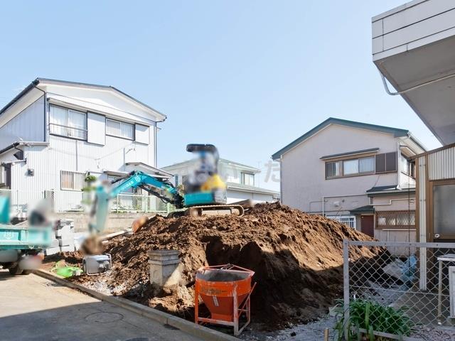 リナージュ 横浜市神奈川区菅田町20-1期の外観①
