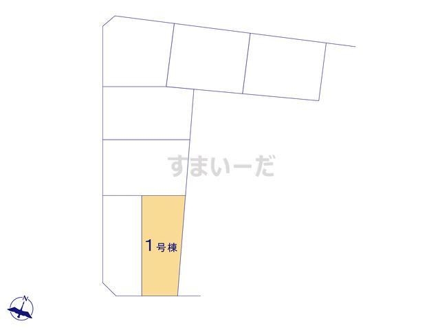 リーブルガーデン 南区福吉町の見取り図