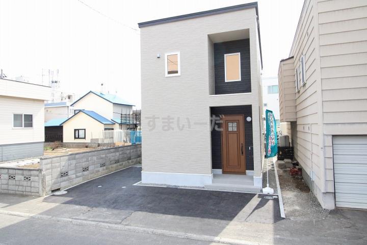 ブルーミングガーデン 札幌市東区本町1条2丁目1棟-長期優良住宅-の外観②