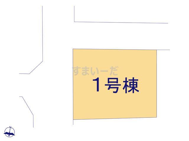 クレイドルガーデン 福岡市博多区諸岡 第8の見取り図