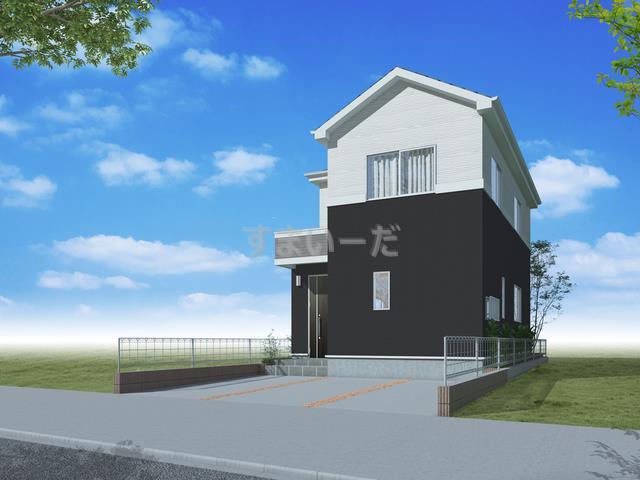 ハートフルタウン 緑区鳴子町3期の見取り図