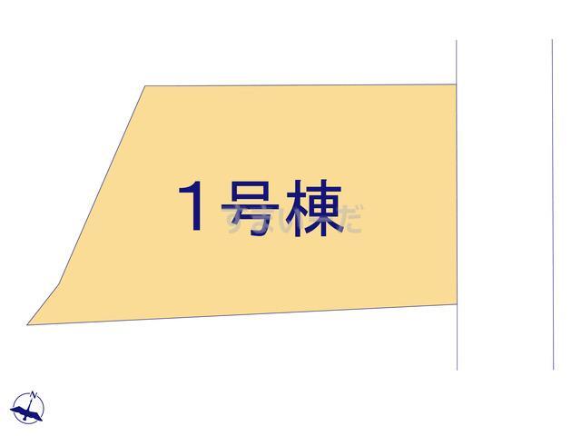 リーブルガーデン 熊谷曙町第2の見取り図