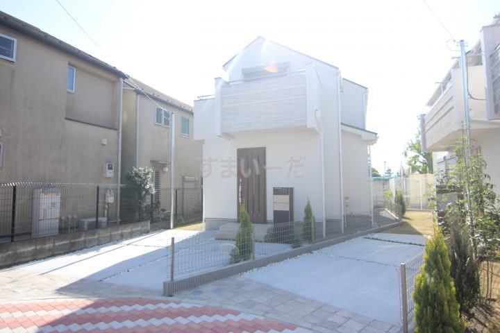 ブルーミングガーデン 横浜市瀬谷区三ツ境3棟の外観②