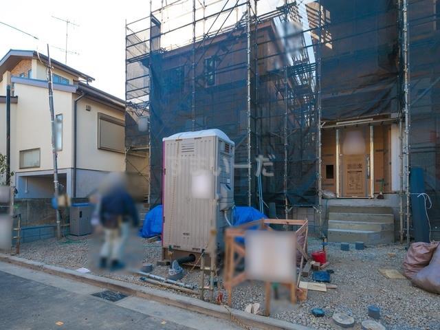 クレイドルガーデン 横浜市保土ヶ谷区常盤台 第4の外観①