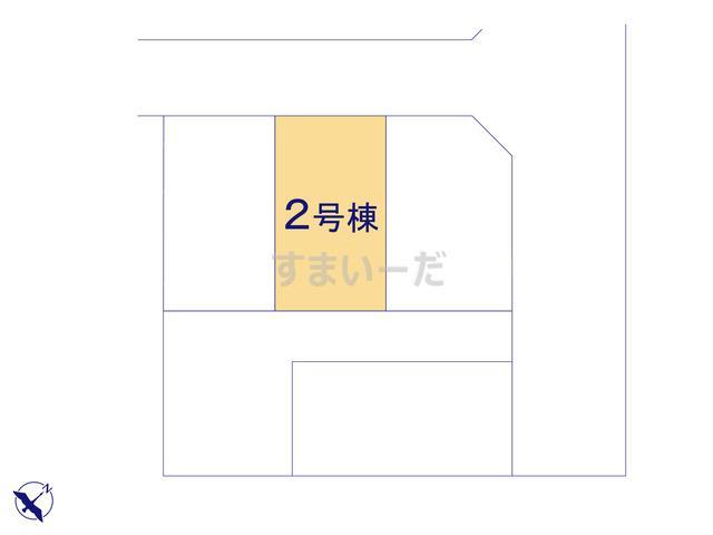 リナージュ 大阪市港区八幡屋20-1期の見取り図