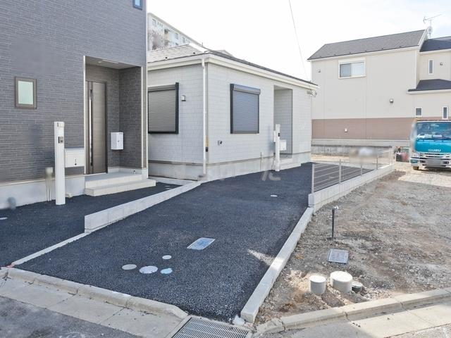 クレイドルガーデン 横浜市神奈川区羽沢町 第16の外観②