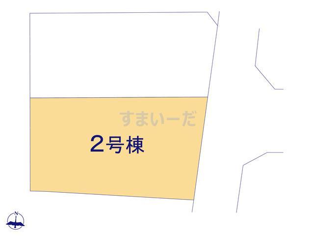 リーブルガーデン 北区龍田第三の見取り図