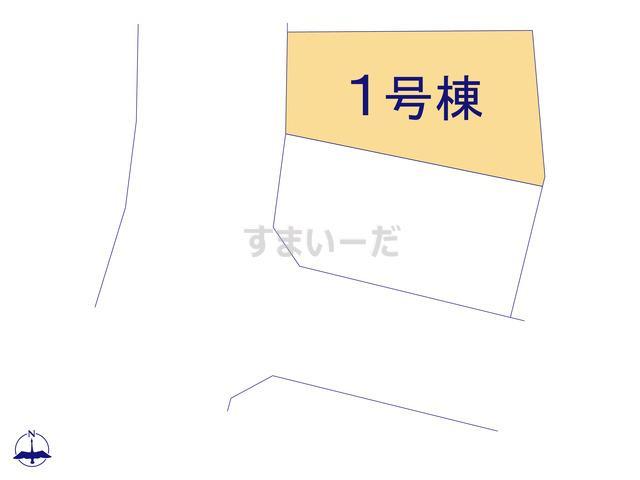 リーブルガーデン 太白1丁目1期の見取り図