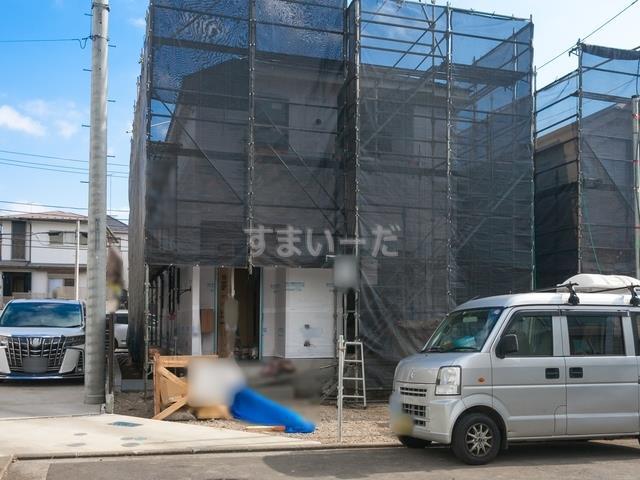 クレイドルガーデン 横浜市瀬谷区本郷 第4の外観①