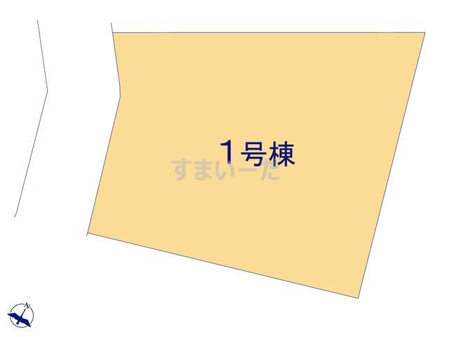 クレイドルガーデン 福岡市西区今宿青木 第4の見取り図