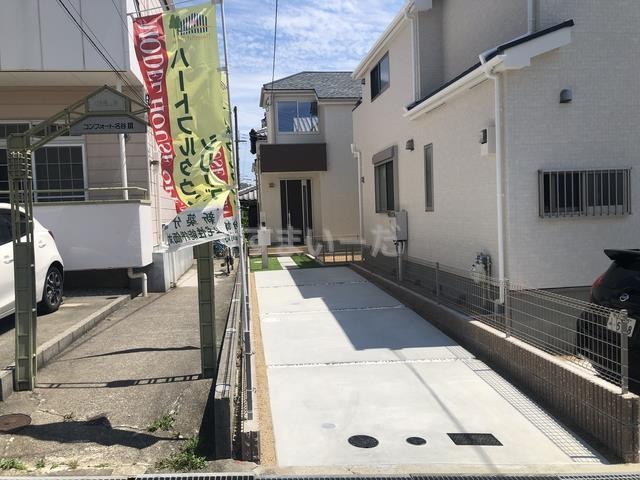 ハートフルタウン 神戸須磨区東落合の外観②