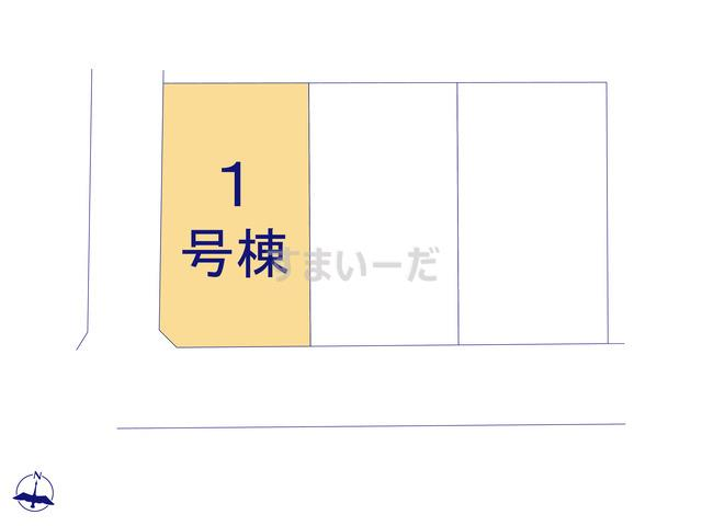リナージュ 福岡市早良区飯倉20-1期の見取り図