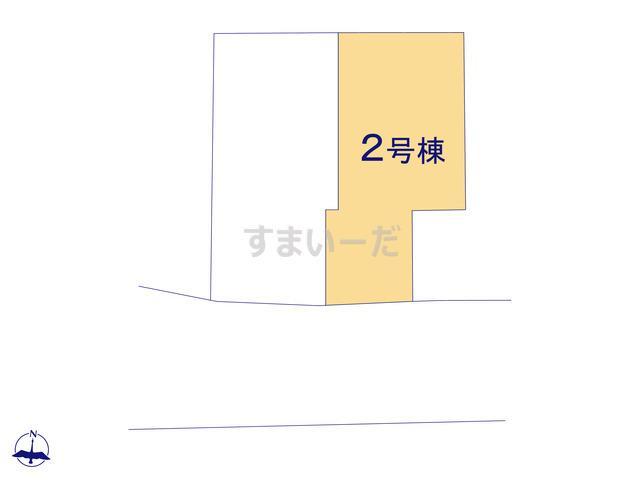 リーブルガーデン 北区鶴羽田第四の見取り図