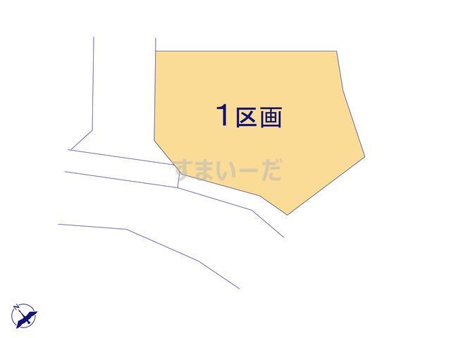 リーブルガーデン 東区青葉第十四の見取り図