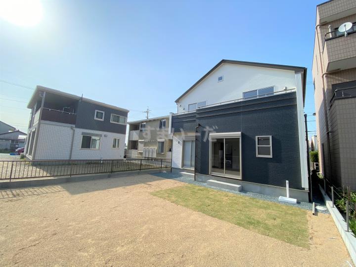 ブルーミングガーデン 浜松市南区小沢渡町1棟-長期優良住宅-の外観②