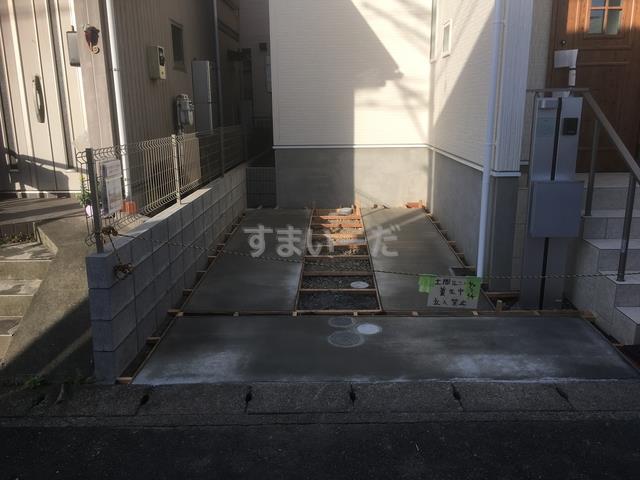 グラファーレ 横浜市下瀬谷6期1棟の外観②