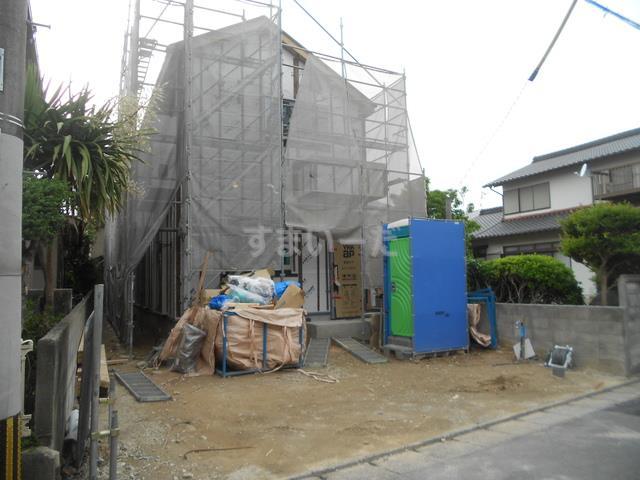 グラファーレ 福岡市飯倉1棟の外観①