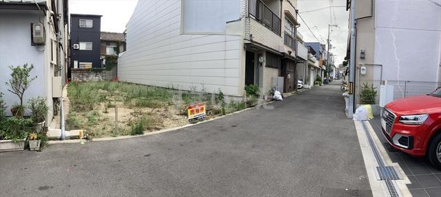 リーブルガーデン 阿倍野区阪南町2期の外観②