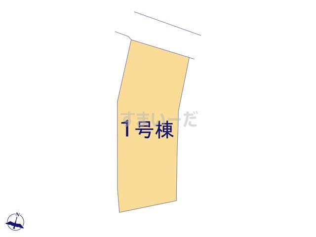 リナージュ 福岡市東区奈多20-1期の見取り図