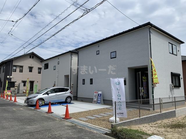 リナージュ 東広島市黒瀬切田が丘20-1期の外観①