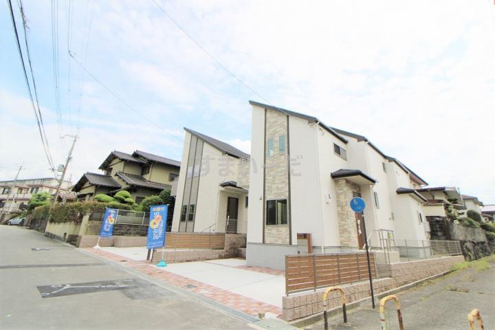 ブルーミングガーデン 堺市南区晴美台2丁2棟の外観①