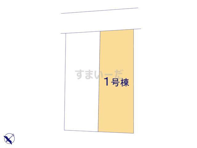 グラファーレ 千葉市西都賀10期2棟の見取り図