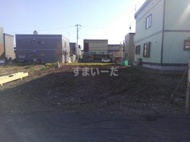 クレイドルガーデン 札幌市北区太平四条 第1の外観①
