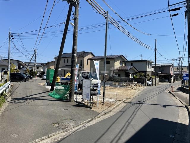 ハートフルタウン 仙台新田3期の外観②