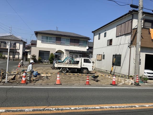 リナージュ 浜松市南区小沢渡町20-1期の外観②