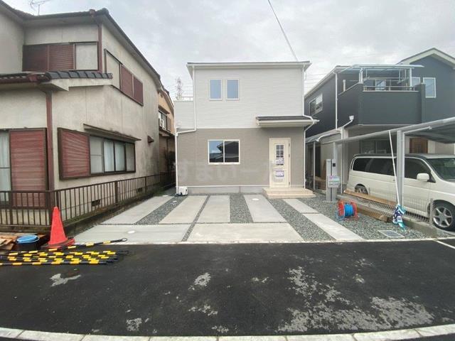 グラファーレ 大和高田市有井2期2棟の外観①