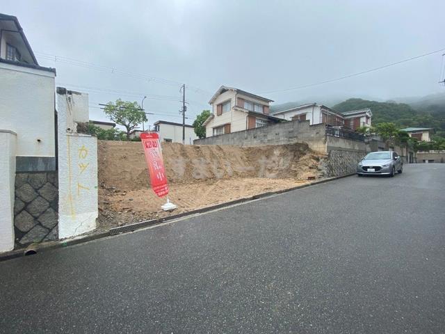グラファーレ 神戸市高倉台2棟の外観①