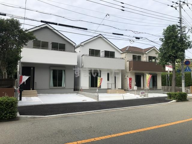 ハートフルタウン 神戸垂水区学が丘の外観①