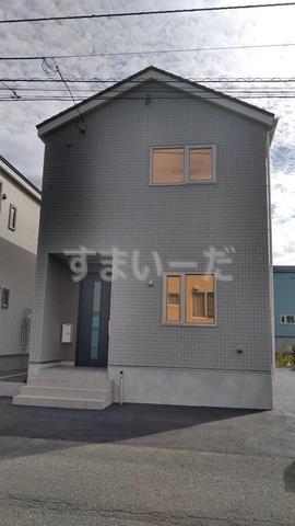 クレイドルガーデン 札幌市北区新琴似六条 第1の外観①