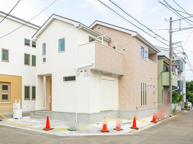 リナージュ 藤沢市菖蒲沢20-1期の外観①